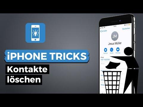 Kontakte Löschen So Geht Es Auf Sim Karte Und Handy
