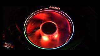 AMD Wraith Prism Eye Candy