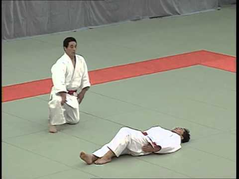 Katame No Kata - Kodokan Instructional Video