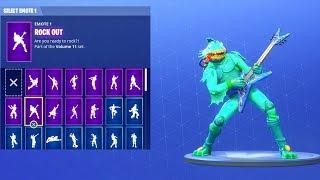 (NEW) MOISTY MERMAN SKIN! WITH 20+ DANCE EMOTES!