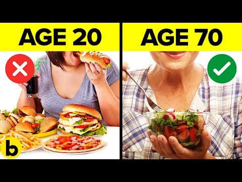 The Best Diet For Your Age Group thumbnail