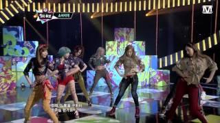 130117 Mnet Mcountdown Girls Generation -  I Got A Boy