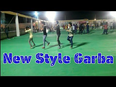 New style | Garba Step | tahukar 4 | 2016  | Dandiya step