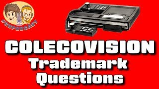 Colecovision Trademark Questions - #CUPodcast