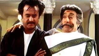 Narasimha Movie || Sivaji Ganesan Gives all His Properties Sentiment Scene