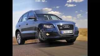 NEW Audi Q5 2014 Review TEST Drive Новая АУДИ Q5 ТЕСТ Драйв Лучший Видео Обзор