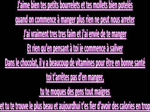 [ Rene La Taupe ] [ Mignon Mignon ] Lyrics/Parole