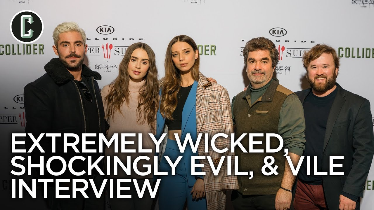 cast of extremely wicked