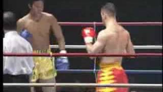 アンディ・フグ vs 中迫剛(現:中迫強) K-1 Rising Sun 1999 Name: Andy...