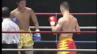 アンディ・フグ vs 中迫剛(現:中迫強) K-1 Rising Sun 1999 Name: Andy...