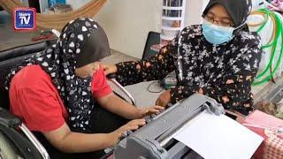 Pilu kenangkan nasib anak, buta akibat kanser