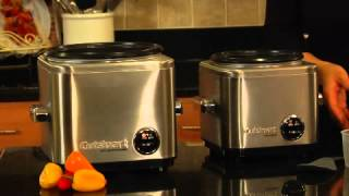 cuisinart 4 cup rice cooker crc 400 demo video