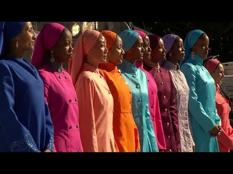 Who Are The Women In The Nation Of Islam?
