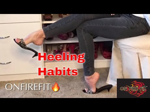 Heeling Habits I Habits Series by on Fire Fit