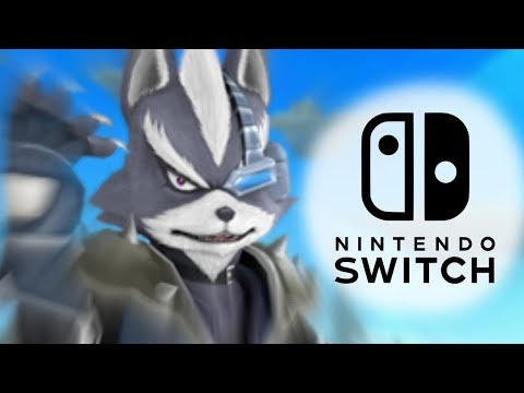 Characters I Want in Smash Bros Switch