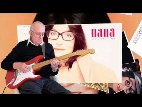 Plaisir d'amour - Nana Mouskouri - Instro cover by Dave Monk