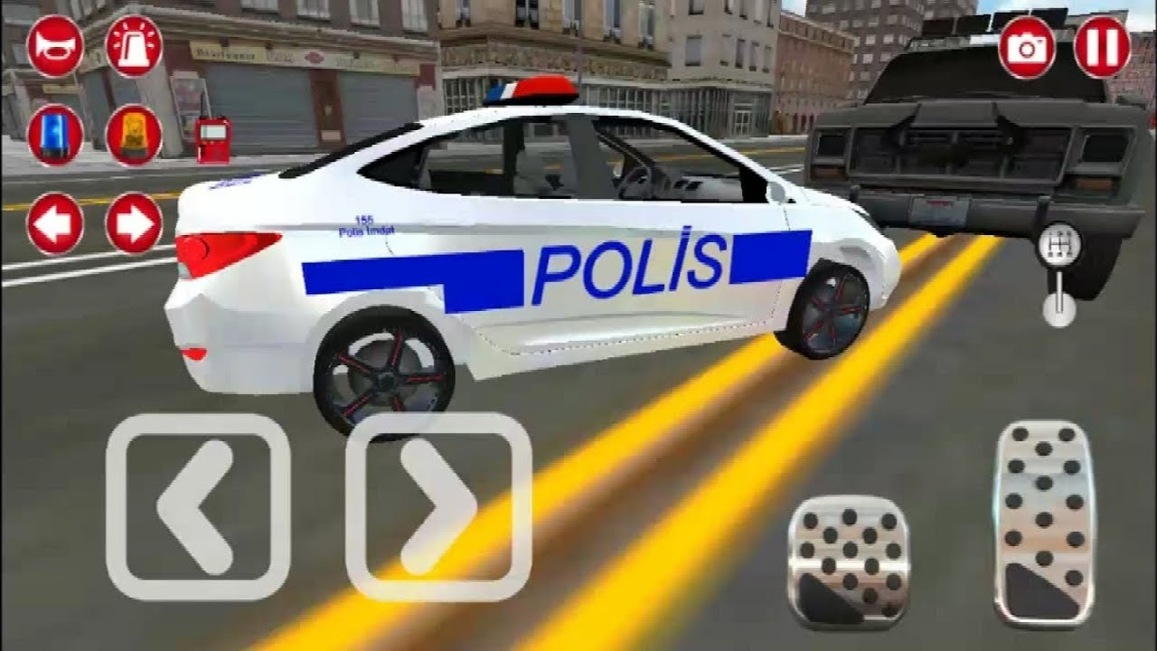 Police Car Driving Simulator 3d Games 001 Car Racing Simulator