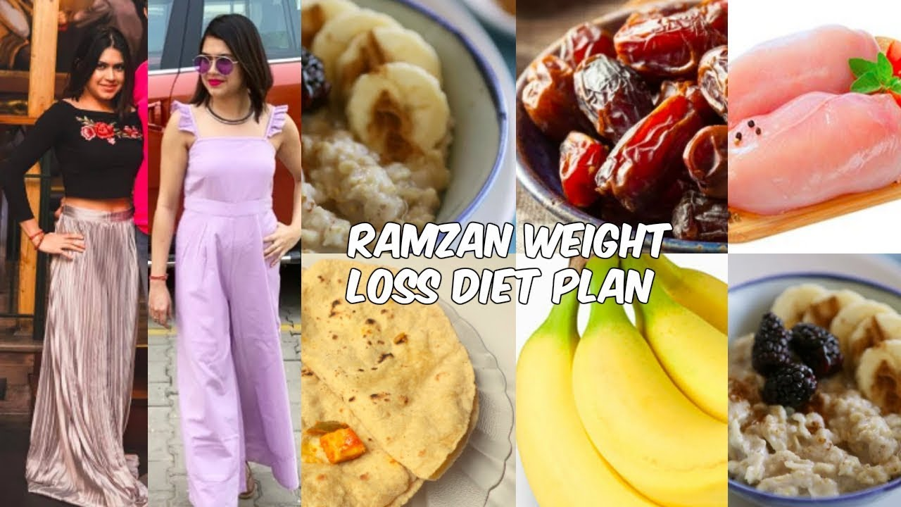 Can I still lose weight while fasting during Ramadan?