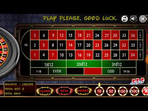 New method strategy for win roulette. Win for all