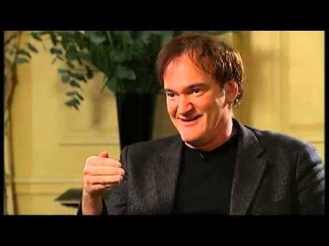 Quentin Tarantino Goes Postal during interview