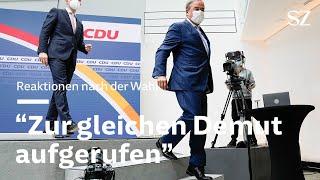 Bundestagswahl 2021: Regierungsbildung -