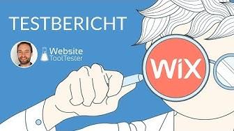 Wix Testbericht: eine gute Wahl für die eigene Website?