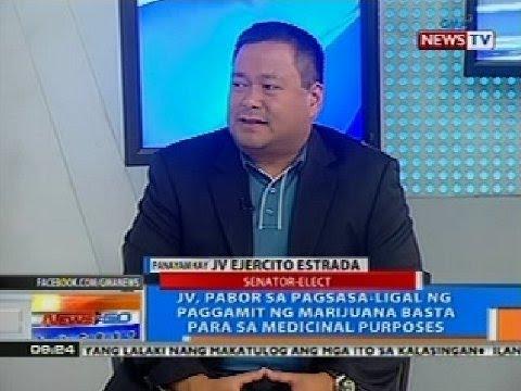 News to Go In Depth: JV Ejercito Estrada, senator-elect