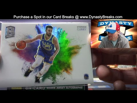 2020 21 Spectra and Select Basketball Card 4 Box Mixer Case Break #1   Sports Cards