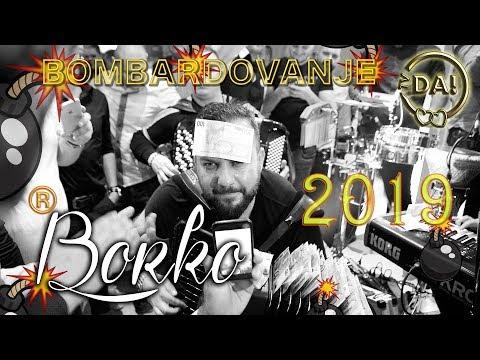 2019. BORKO & TIGROVI - BOMBARDOVANJE U AS LAZICU