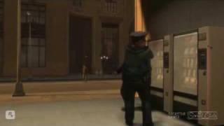 GTA IV PC Slow Motion MOD Test