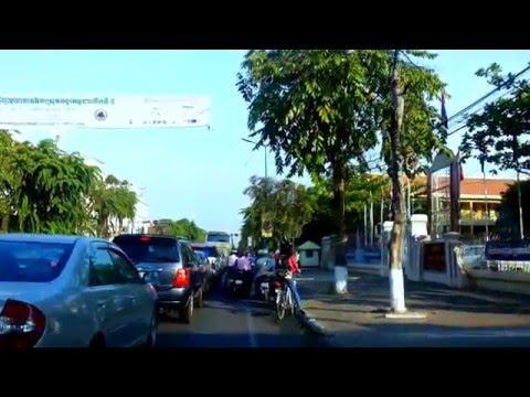 Asia Travel - Touring Asian Phnom Penh Streets - Youtube 104