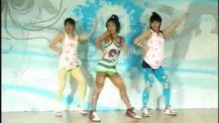 Hot Issue by: 4Minute (Mirrored dance steps)