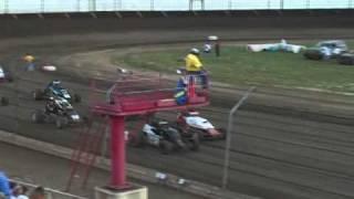 Casey Shuman vs. The Flagman 2008