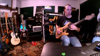 Ronnie James Dio Egypt (The Chains Are On) Instrumental Guitar Cover