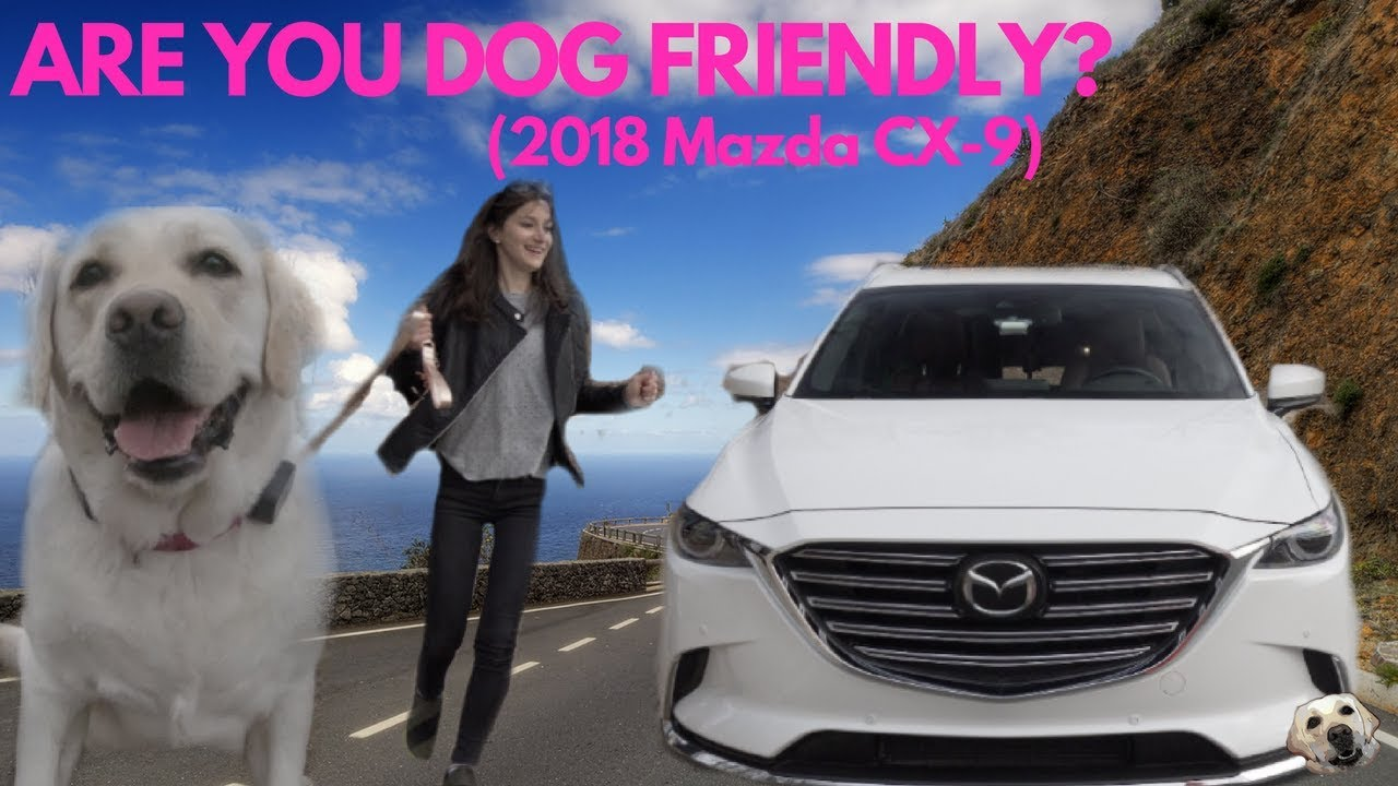 2018 Mazda Cx 9 Signature Awd Andie The Lab Review Mazda Cx9 Andiethelab