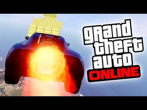 BOUNCING IS HARD! | GTA 5 Online Playlist