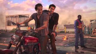 Updated UNCHARTED 4: A Thief's End - Story Trailer   PS4