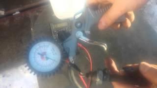 Проверка датчика аварийного давления масла.Опрессовка.(, 2016-02-27T13:45:55.000Z)