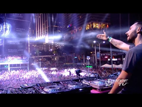 Cedric Gervais Live at Ultra Music Festival 2016