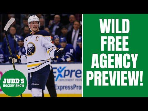 Minnesota Wild NHL free agency preview