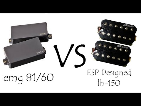 EMG 81/60 VS ESP DESIGNED LH-150