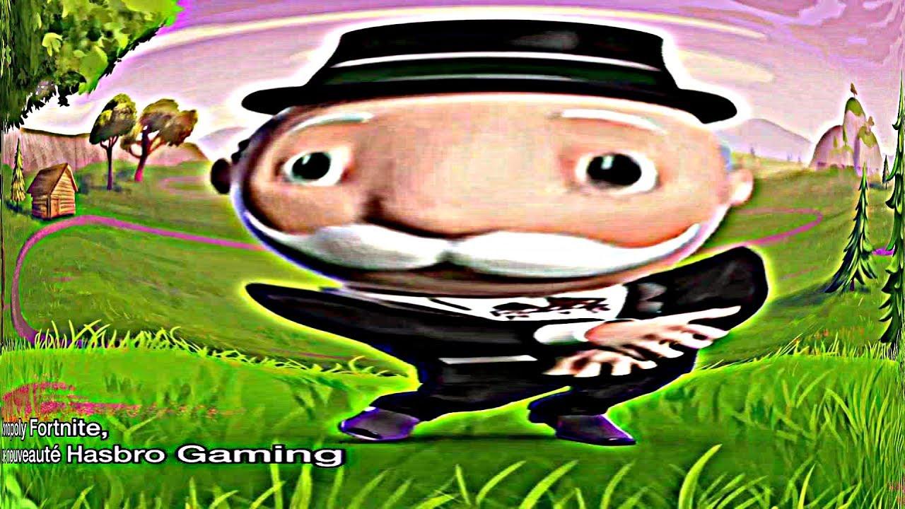 Monopoly Fortnite Advert [BASS BOOSTED EARRAPE] Meme - YouTube