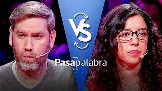 Pasapalabra | Jaime Gago vs Gigia Ramírez