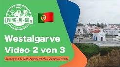 🇵🇹 Westalgarve #2/3: Zambujeira do Mar, Azenha do Mar, Odeceixe, Aljezur