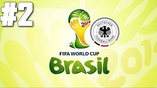 Video FIFA Road to World Cup Brasil w/ Germany - Episode 2 (Training) download MP3, 3GP, MP4, WEBM, AVI, FLV Desember 2017