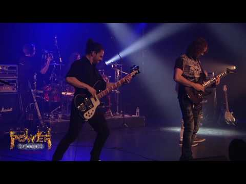 DragonForce - Black Winter Night (Live cover by Power Nation) - 3rd Edition -