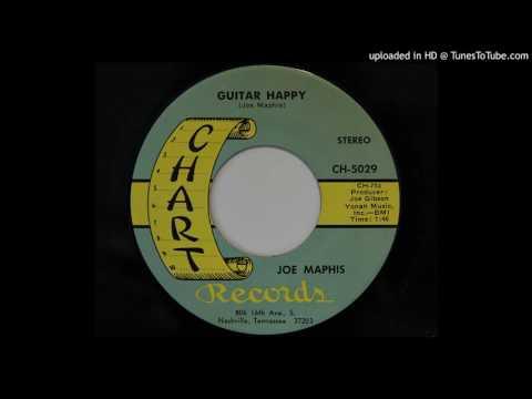 Joe Maphis - Guitar Happy (Chart 5029)