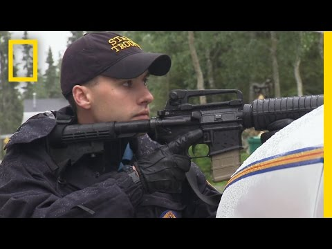 Smoke Him Out | Alaska State Troopers