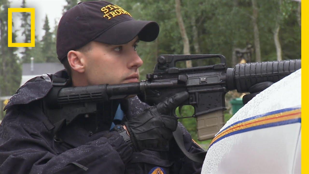 Smoke Him Out   Alaska State Troopers