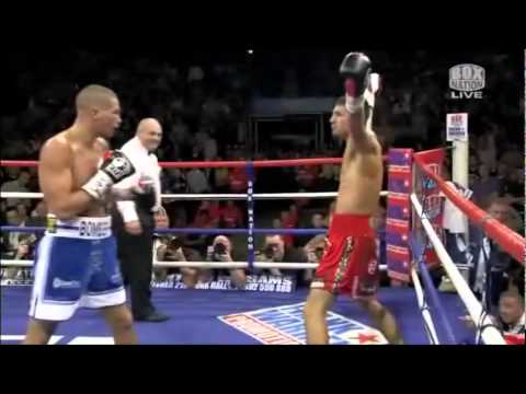 Nathan Cleverly vs Tony Bellew Part 1